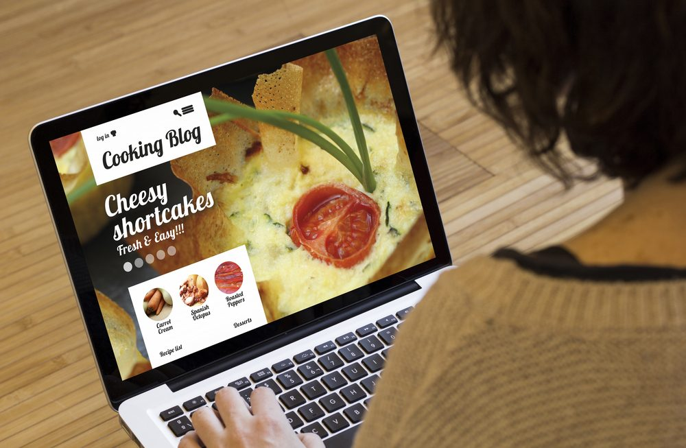How to Create a Food & Recipe Website